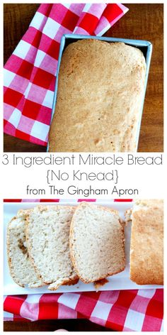 Unbelievably easy! Stir, pour, bake...amazing! Must try this delicious bread.