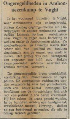 Bericht in 'De nieuwsgier' van 21 augustus 1951 - Bron: KB