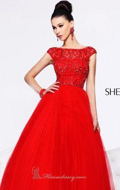 Sherri Hill 2984
