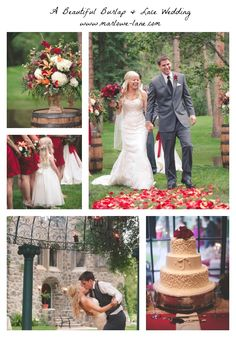 Wedding Season Is Coming Check Out This Beautiful Burlap And Lace At Dunafon Castle