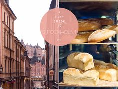 A tiny guide to Stockholm - Zilverblauw