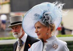 Princess Michael of Kent, June 21, 2013 | The Royal Hats Blog