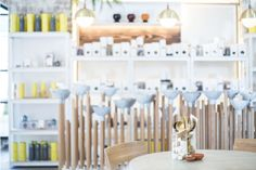 Rabbit Hole Tea Bar, Sydney  Tanya Lee Photography Sydney BLOG  #interiors #sydneyinteriors #sydneycafe