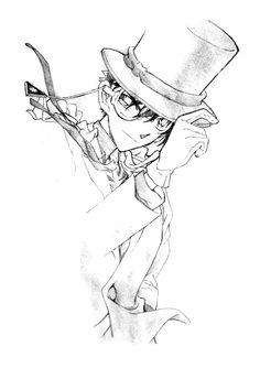 Kaito Kid   Detective Conan