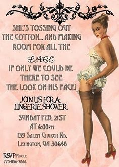 bachelorette invite  OMG  @Andria Zoe Phillips I'm having too much fun with this 10 yr thing