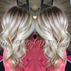 Nice big curls
