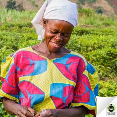 Remember: Behind every cup of #tea is a person. Something to think about while sipping your tea today! #FairTrade