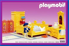 PLAYMOBIL� set #5321 - Bedroom