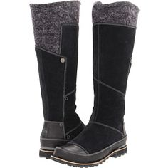 Winter Boots for Women - Top Picks for 2013 / The North Face 'Snowtropolis' - Tall and Cool Good Snow Boots, Ugg Snow Boots, Snow Boots Women, Winter Snow Boots, Winter Wear, Best Snow Boots Woman, Snow Boots Outfit, Black Winter Boots, Ladies Boots
