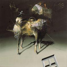 Håkon Gullvåg - Art Hakone, Unusual Art, Surrealism, Sketches, Fine Art, Contemporary, Pop, Drawings, Artist