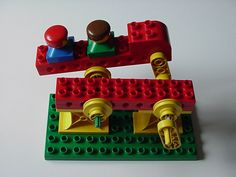 Duplo Instuction Cards