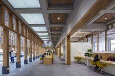 City Hall Deventer, Deventer, 2016 - Neutelings Riedijk Architects - http://www.archilovers.com/projects/185961?utm_source=lov&utm_medium=email&utm_campaign=lov_news