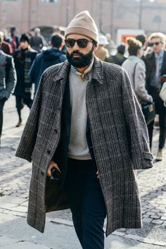 Tommy Ton in Florence: Street Style at the Fall '15 Menswear Shows