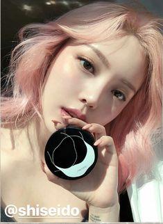 Pony park hye min make up 😍😍 Pony Makeup, Eye Makeup, Aesthetic Makeup, Aesthetic Girl, Beauty Make Up, Hair Beauty, Asian Makeup Looks, Lily Maymac, Ulzzang Korean Girl
