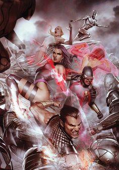 Uncanny X-Men #525 - Adi Granov