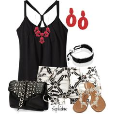 Untitled #766, created by stephiebees on Polyvore