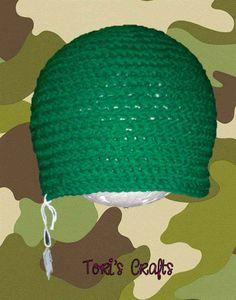 Teen/Adult+Green+Hat
