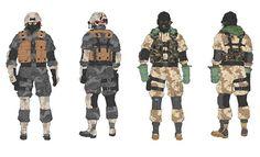 Karakter Kıyafetleri - Ordu / Character Outfit - Army | Find us on >…