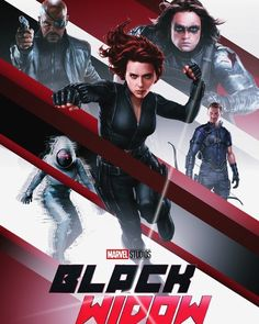 Everyone excited for the Black Widow movie?