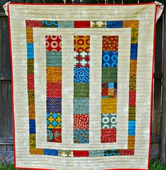ellyn's place: revisiting the line dance quilt...
