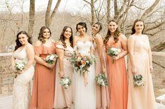 Thainara + Jose's Boho French Inspired Wedding Rich in Soft Earthy Hues | Dreamery Events Bridesmaid Dresses, Wedding Dresses, Wedding Attire, Earthy, Wedding Inspiration, Events, French, Boho, Inspired