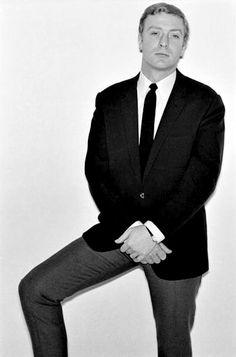 The Billy Files: Photo: 1964年のマイケル・ケイン