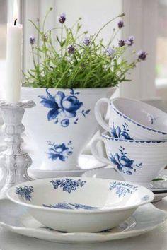 menaje de porcelana