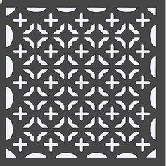 Tile Stencil 12x12 by HouseofDavis on Etsy