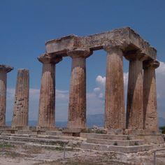 Corinth, Greece  #iridaresort www.iridaresort.gr
