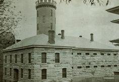 6. Bradford County Jail Museum, Towanda