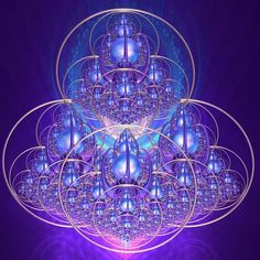 """Something about this fractal says """"Lift OFF"""" !! It is rather out of this world-ly!!"""