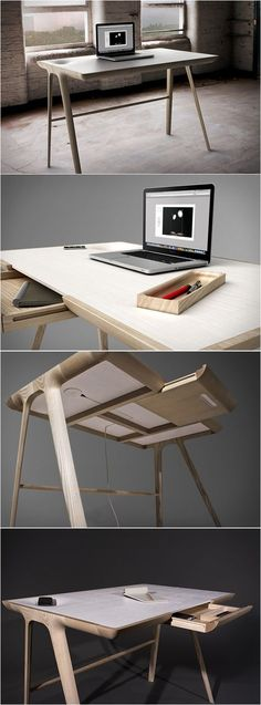 Maya Desk. By DareStudio