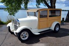 One Gearhead-Minded Gal & One Bad Little Ford Model A Woody - Rod Authority