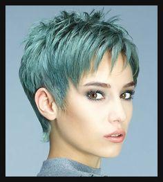 Kurze Pixie Cut Frisuren - Easy Pixie Haarschnitte für feines Haar ... | Einfache Frisuren