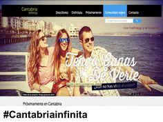 Comparte Cantabria cuando la visites con el hashtag #Cantabriainfinita