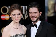 Couple News: 'Game Of Thrones' Stars Kit Harington And Rose Leslie Attend The Olivier Awards As An Official Couple  Read more: http://www.ibtimes.ph/couple-news-game-thrones-kit-harington-rose-leslie-attend-olivier-awards-1724