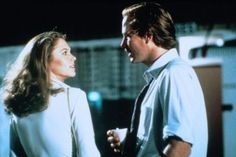 """Body Heat. Matty Walker: [to Ned Racine] """"You aren't too smart, are you? I like that in a man."""" Ned: """"What else do you like? Lazy? Ugly? Horny? I got 'em all."""" Matty: """"You don't look lazy."""""""
