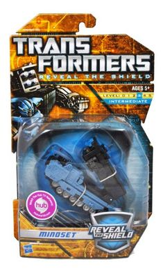 Hasbro Year 2010 Transformers Reveal The Shield Series Deluxe Class 6 Inch Tall Robot Action Figure  MINDSET with Missile Launcher and 8 Firing Missiles Vehicle Mode Missile Carrier *** You can find out more details at the link of the image.Note:It is affiliate link to Amazon. #l4l