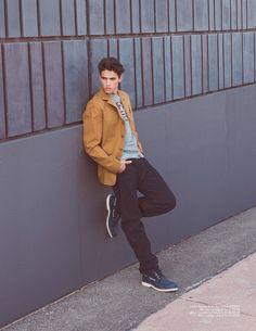 Men's casual style | Daniel Illescas