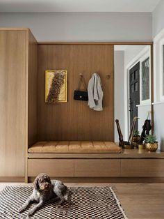 Home Entrance Decor, House Entrance, Home Decor, Entry Hallway, Entryway, Entry Nook, Home Interior Design, Interior Architecture, Flack Studio