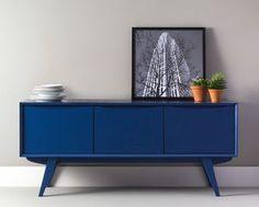 Buffet Dotta - Azul