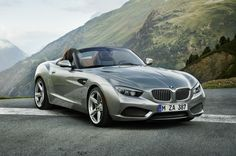 BMW Zagato Roadster one-off, unveiled August 2012.