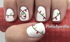 christmas-lights-nail-art