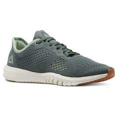c5b80c35d7b Reebok Shoes Women s Flexagon in Green Chalk Gum Size 6.5 - Training Shoes