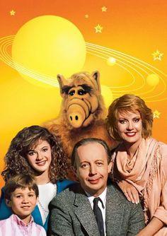 Alf Photo Mug Gourmet Tea Gift Basket 80 Tv Shows, Old Shows, Great Tv Shows, Movies And Tv Shows, Classic Tv, Classic Movies, Alf Tv Series, Mejores Series Tv, 1980s