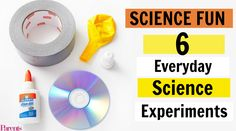 """Kids are born researchers. (Yours have probably asked """"why"""" 14 times already today!) Entertain them and illustrate basic scientific concepts with five easy experiments —  no Ph.D. required."""