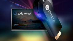 La ChromeCast nel 2014, verrà commercializzata in tutto il mondo.