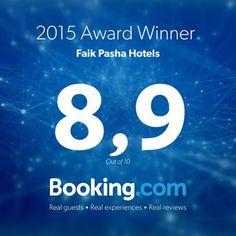 Booking.com Guest Review Awards · Booking.com