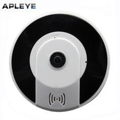 360 degree Panoramic Fisheye IP Camera Wifi Security