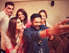 Bipasha Basu-Karan Singh Grover's pre-wedding celebrations kickstart amid friends and family